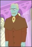 Qui est le professeur de langues mortes à Monster High ?