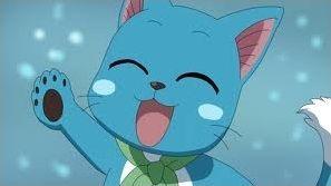 Fairy Tail : Happy