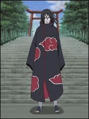 Autrefois, je faisais partie de l'Akatsuki. Qui suis-je ?