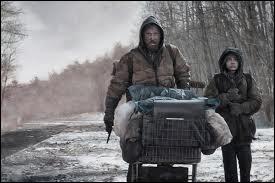 À la suite d'une apocalypse de nature indéterminée, un homme part avec son jeune fils et traverse un territoire ravagé, pour atteindre la mer en direction du sud.