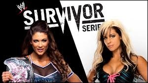 Divas Championship, Eve Torres VS Kaitlyn, qui gagne ?