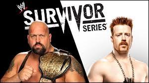 World Heavyweight Championship, Sheamus VS Big Show, qui gagne ?
