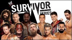 5 VS 5 Traditionnel Survivor Series Match, Team Ziggler VS Team Foley, qui gagne ?