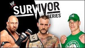 WWE Championship, Triple Threat Match, CM Punk VS John Cena VS Ryback, qui gagne ?