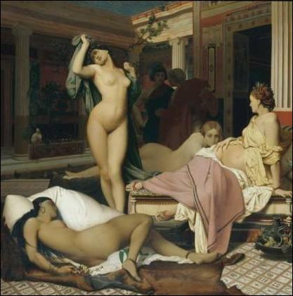 Jean-Louis Gérôme décédé en janvier 1904 était l'un des derniers « pompiers ». Le terme  pompier  s'employait pour désigner quel style de peinture ?