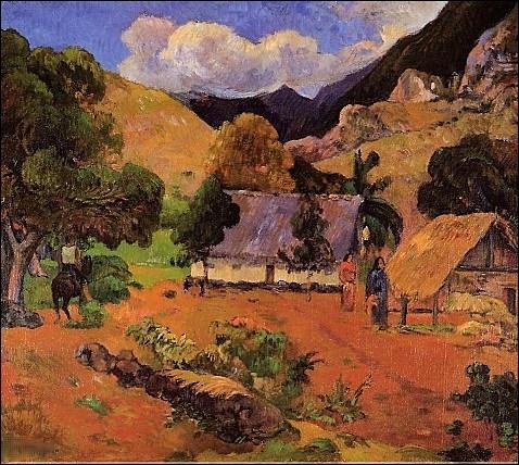 Quelle est la cause du décès de Paul Gauguin, sur l'île de Hiva Oa aux îles Marquises le 8 mai 1902 où il s'était retiré deux ans plutôt ?