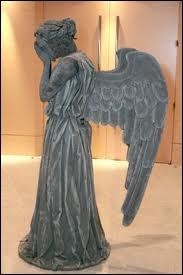 Vrai ou faux ? La guerre du Temps a eu lieu bien avant l'apparition de la race des anges pleureurs.
