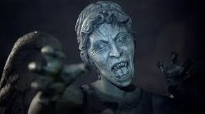 Doctor Who- Weeping Angels/ Anges Pleureurs