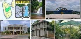 Je me rends à Petit-Bourg, commune Guadeloupéenne où les habitants se nomment les ...