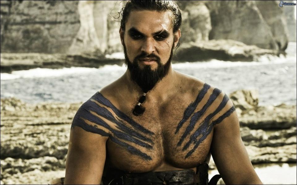 Il est dit que Khal Drogo n'a jamais...