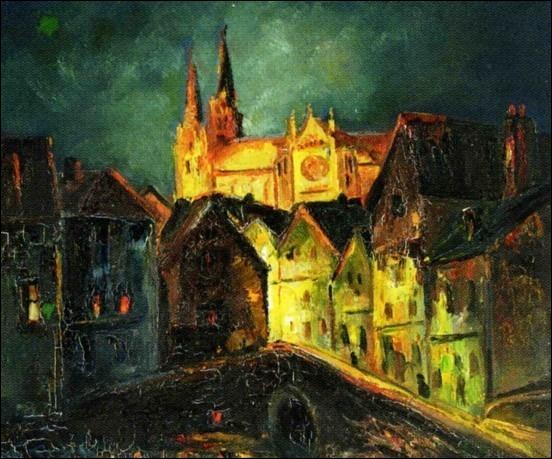 Quizz Cathédrale de Chartres - Quiz Peintures, Artistes