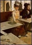 «L'absinthe» de...