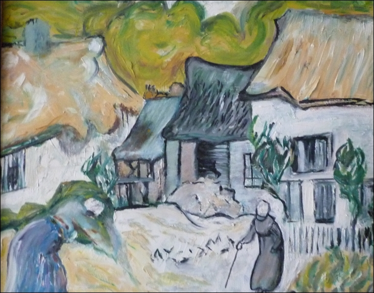 Reconnaîtrez-vous ce peintre ?
