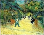 Ce peintre s'est suicidé en 1890 à 37 ans :