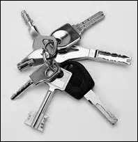 Combien de clés voit-on ?