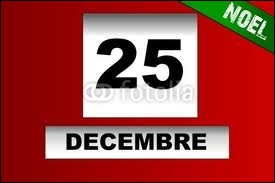 Qui est né un 25 décembre ?