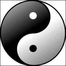 Comment s'écrit le nom de ce signe traditionnel de la philosophie chinoise ?