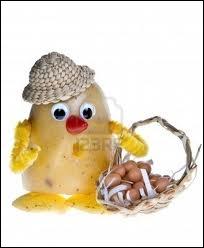 Choupette, suis-je une patate ?