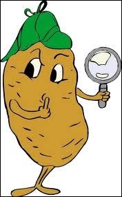 Je suis Adriana, ai-je une tête de patate ?