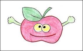Belle fleur d'Argone, suis-je une pomme ?