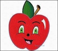 Ciflorette suis-je bien une pomme ?