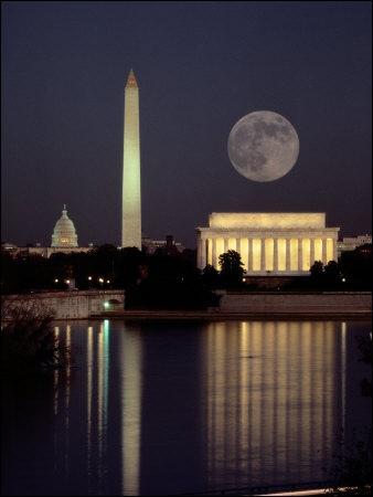 En me regardant, là à droite de l'image, vous pensez forcément à un président américain. Lequel ?