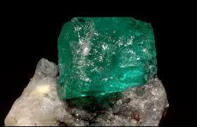 Pierre précieuse de la famille des Béryls, quelle est cette pierre ?