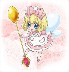 Qui est la plus jeune des fées de la pâtisserie que nous connaissons ?