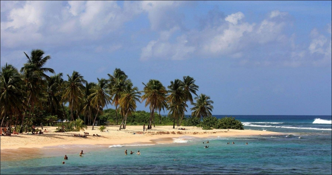 Quelle est la ville la plus au nord de la Guadeloupe ?