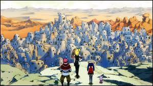 Dans quelle ville Natsu et Wendy achètent-ils leurs armes magiques ? (arc Edoras)