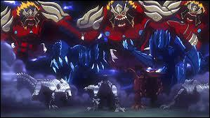 Combien de monstres de classe C y a-t-il dans le Pandemonium ?