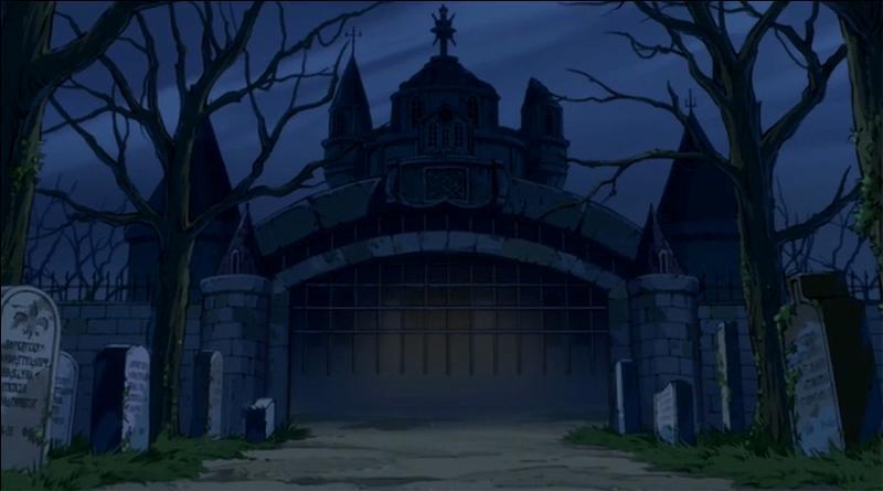 Où la guilde Ghoul Spirit se situe-t-elle ?