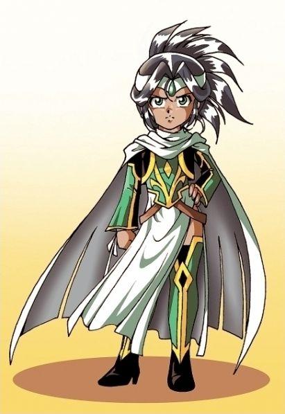 Les Légendaires - personnages (1)