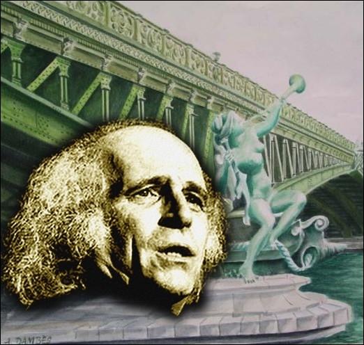 Léo Ferré a évoqué Paris plusieurs fois dans ses chansons. Quel est le titre de sa chanson inspirée d'un poème de Guillaume Apollinaire ?