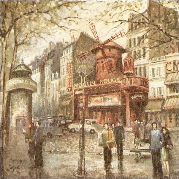 Pour Jacques Dutronc dans la chanson  Il est 5 heures, Paris s'éveille , quelle place de la capitale a mauvaise mine ?