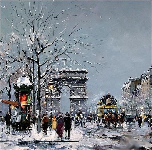 Le soleil qui se lève/ Et caresse les toits/ Et c´est Paris le jour... . . Ce sont les tous premiers mots de quelle chanson de Jacques Brel ?