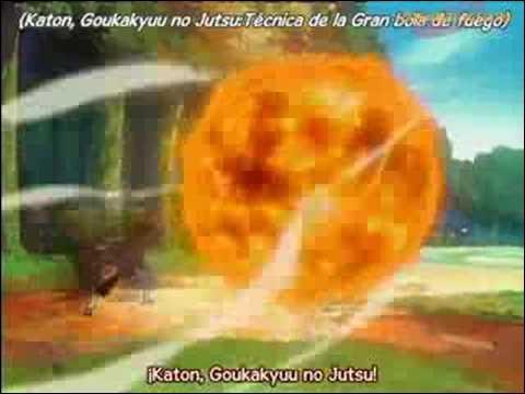 Quelle technique Sasuke Uchiwa utilise-t-il ?