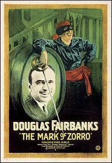 En 1920, Le Signe de Zorro est la première adaptation cinématographique des aventures de Zorro. Quel est l'acteur principal, qui a également écrit et produit le film ?