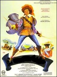 Dans cette réalisation de 1962, Mazarin confie à D'Artagnan la mission de retrouver le frère jumeau de Louis XIV. Quel est ce film ?