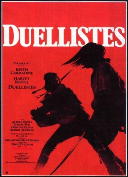 En 1977, qui réalise Les Duellistes avec Harvey Keitel, Keith Carradine et Albert Finney ?