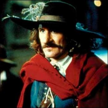 En 1990, Gérard Depardieu s'écrie : « A la fin de l'envoi, je touche ». Quel personnage interprète-t-il dans ce film de Jean-Paul Rappeneau ?