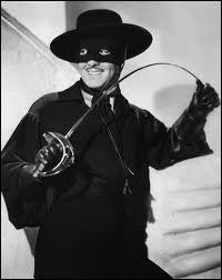 En 1940, quel acteur incarne Zorro dans Le Signe de Zorro, le remake de la version de 1920 ?