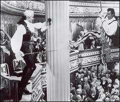 En 1952, quel est ce chef-d'œuvre du film de cape et d'épée dont le duel final est la plus longue scène d'escrime de l'histoire du cinéma ?