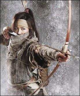Masami Nagasawa tient le rôle-titre de ce film historique où elle incarne une princesse menacée qui se travestit en homme pour fuir ceux qui veulent la tuer. C'est :