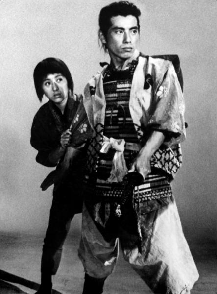 Combien étaient les samouraïs dans le film de Kurosawa sorti en 1954 ?