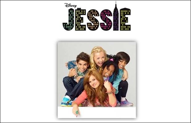 Depuis quand est diffusée la série  Jessie  en France ?