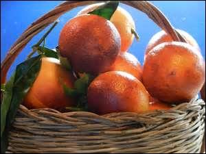 Quels critères vous font reconnaître une orange de bonne qualité ?