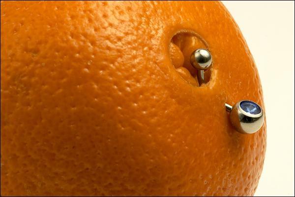 Comment va-t-on reconnaître l'orange Navel ?