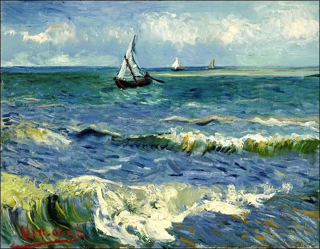 Petit clin d'oeil à nwt avec ce peintre hollandais dont je dirais simplement qu'il était fou amoureux d'Auvers-sur-Oise :