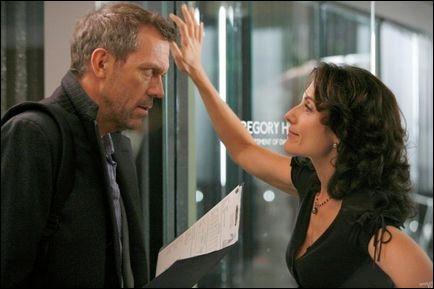 Dans quelle saison le docteur House et sa patronne Lisa Cuddy forment-ils officiellement un couple ?